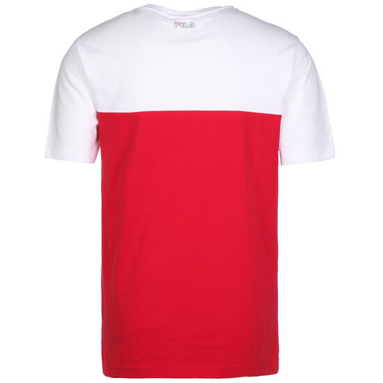 Lars T-Shirt Herren, rot / weiß, zoom bei OUTFITTER Online