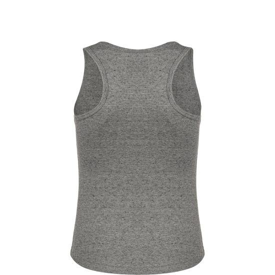 Sportswear Tanktop Kinder, grau / rosa, zoom bei OUTFITTER Online