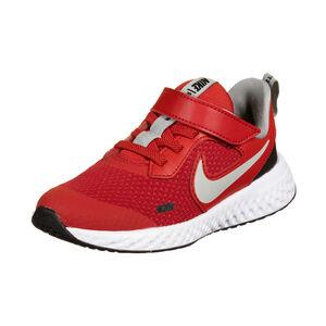 Revolution 5 Sneaker Kinder, rot / hellgrau, zoom bei OUTFITTER Online