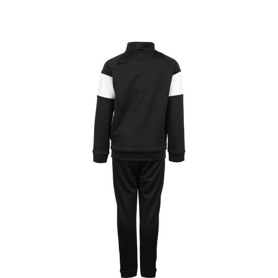 Badge of Sport Trainingsanzug Kinder, schwarz / weiß, zoom bei OUTFITTER Online