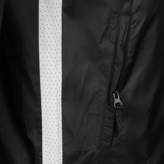 Repel Academy Jacke Herren, schwarz / weiß, zoom bei OUTFITTER Online