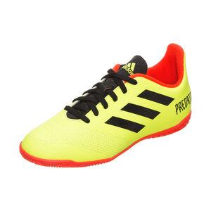 Predator Tango 18.4 Indoor Fußballschuh Kinder, Gelb, zoom bei OUTFITTER Online
