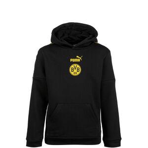 Borussia Dortmund FtblCulture Kapuzenpullover Kinder, schwarz / gelb, zoom bei OUTFITTER Online