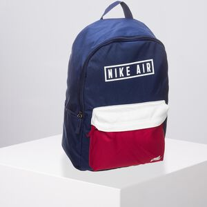 Air Heritage 2.0 Graphic Rucksack, blau / rot, zoom bei OUTFITTER Online