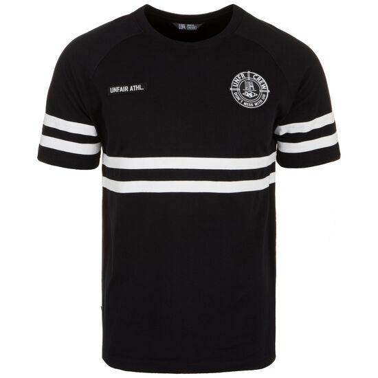 DMWU T-Shirt Herren, schwarz / weiß, zoom bei OUTFITTER Online