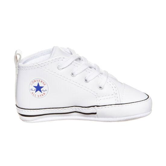 Chuck Taylor First Star High Sneaker Kleinkinder, Weiß, zoom bei OUTFITTER Online