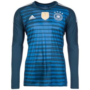 DFB Torwarttrikot Home WM 2018 Herren, Blau, zoom bei OUTFITTER Online
