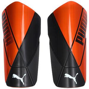 ftblNXT PRO Flex Sleeve Schienbeinschoner, orange / schwarz, zoom bei OUTFITTER Online