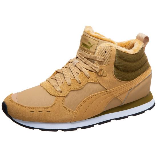 Vista Mid Winterized Sneaker Herren, hellbraun / grün, zoom bei OUTFITTER Online