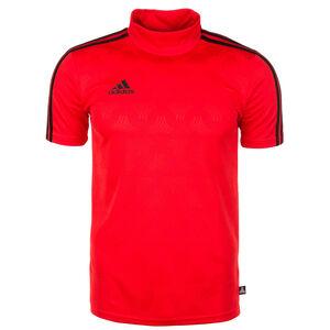 Tango Jacquard T-Shirt Herren, Rot, zoom bei OUTFITTER Online