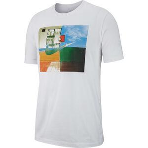 Dry Photo Basketballshirt Herren, weiß, zoom bei OUTFITTER Online