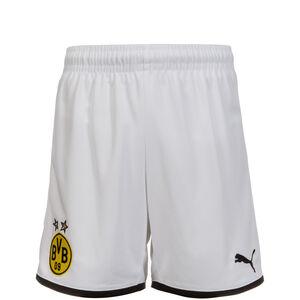 Borussia Dortmund Short 3rd 2017/2018 Kinder, Weiß, zoom bei OUTFITTER Online