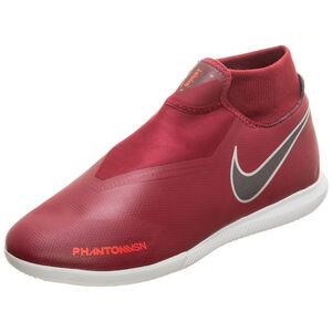 Phantom Vision Academy DF Indoor Fußballschuh Herren, Rot, zoom bei OUTFITTER Online