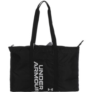 Favorite Metallic Tote Sporttasche Damen, schwarz / weiß, zoom bei OUTFITTER Online