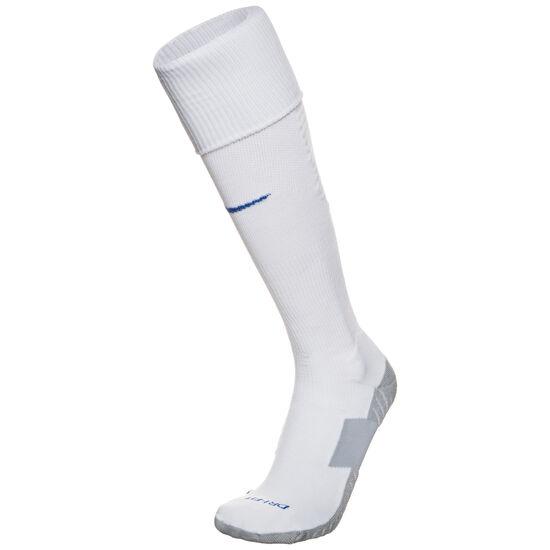 Matchfit Cushioned Sockenstutzen, weiß / dunkelblau, zoom bei OUTFITTER Online