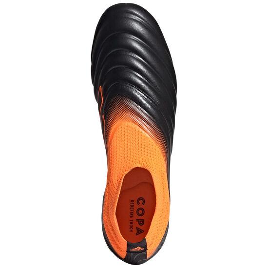 Copa 20+ FG Fußballschuh Herren, schwarz / orange, zoom bei OUTFITTER Online
