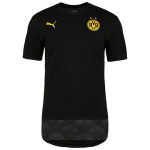 Borussia Dortmund Casuals T-Shirt Herren, schwarz / gelb, zoom bei OUTFITTER Online