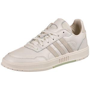 Courtmaster Sneaker Damen, beige / hellgrün, zoom bei OUTFITTER Online