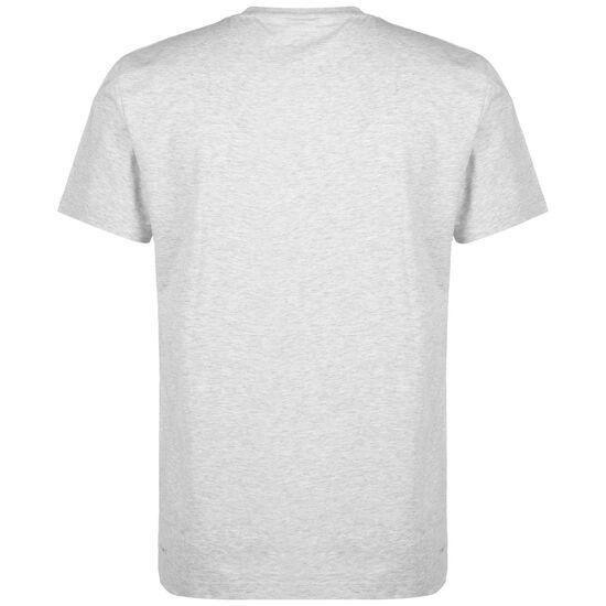 Wanted Logo Basketballshirt Herren, grau / blau, zoom bei OUTFITTER Online