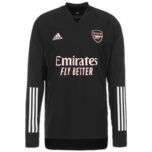 FC Arsenal Trainingssweat Herren, schwarz / weiß, zoom bei OUTFITTER Online
