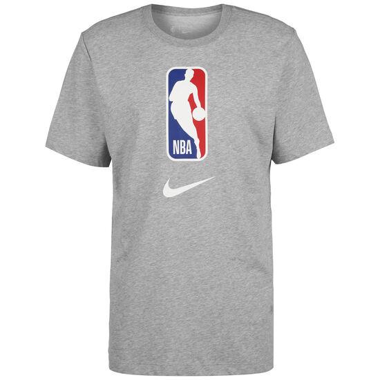 NBA Team 31 Trainingsshirt Heren, dunkelgrau / grau, zoom bei OUTFITTER Online