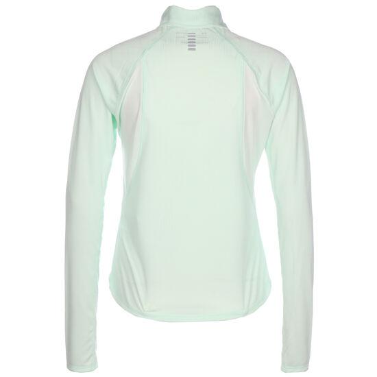 Speed Stride Attitude Laufshirt Damen, mint / rot, zoom bei OUTFITTER Online
