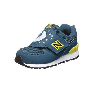 574 Sneaker Kinder, blau / gelb, zoom bei OUTFITTER Online