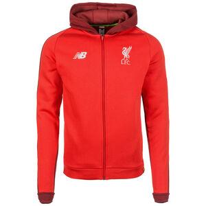 FC Liverpool Elite Kapuzenjacke Herren, rot / bordeaux, zoom bei OUTFITTER Online