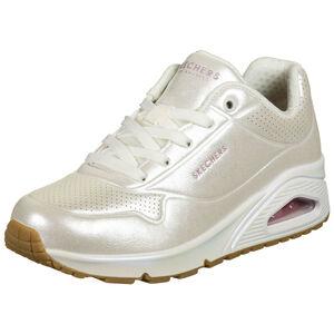 Duraleather Pearlized Fashion Sneaker Damen, beige / braun, zoom bei OUTFITTER Online