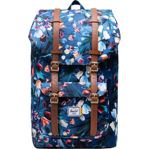 Little America Rucksack, blau, zoom bei OUTFITTER Online