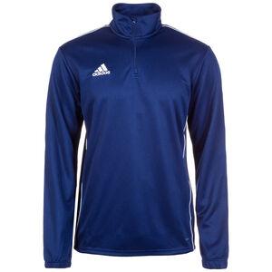 Core 18 Trainingsshirt Herren, dunkelblau / weiß, zoom bei OUTFITTER Online