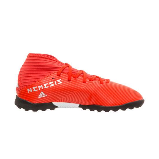 Nemeziz 19.3 TF Fußballschuh Kinder, rot / silber, zoom bei OUTFITTER Online