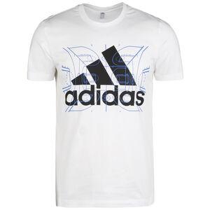 Future Courts T-Shirt Herren, weiß, zoom bei OUTFITTER Online