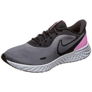Revolution 5 Laufschuh Damen, schwarz / pink, zoom bei OUTFITTER Online