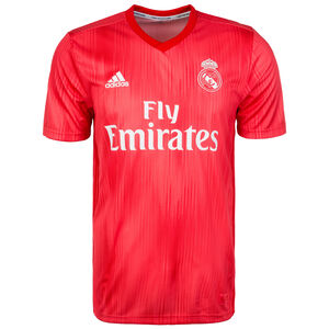 Real Madrid Trikot 3rd 2018/2019 Herren, Pink, zoom bei OUTFITTER Online