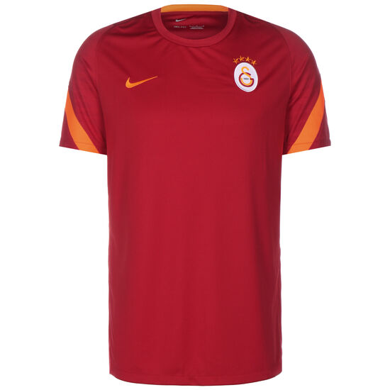 Galatasaray Istanbul Strike Trainingsshirt Herren, rot / orange, zoom bei OUTFITTER Online
