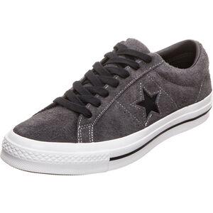 One Star Dark Star Vintage Suede OX Sneaker Herren, anthrazit / schwarz, zoom bei OUTFITTER Online