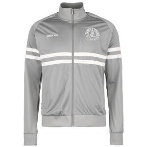 DMWU Trainingsjacke Herren, grau / weiß, zoom bei OUTFITTER Online