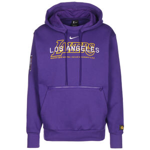 NBA Los Angeles Lakers City Edition Kapuzenpullover Herren, lila, zoom bei OUTFITTER Online