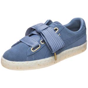 Suede Heart Celebrate Sneaker Damen, Blau, zoom bei OUTFITTER Online