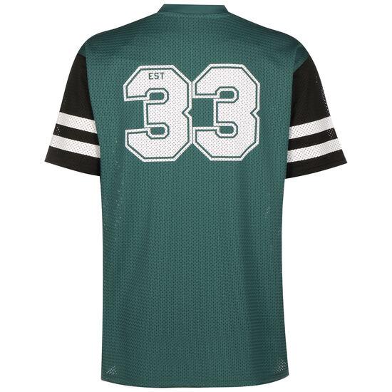 NFL Philadelphia Eagles Oversized T-Shirt Herren, petrol / schwarz, zoom bei OUTFITTER Online