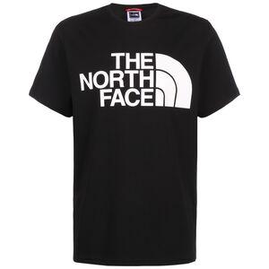 Standard T-Shirt Herren, schwarz / weiß, zoom bei OUTFITTER Online