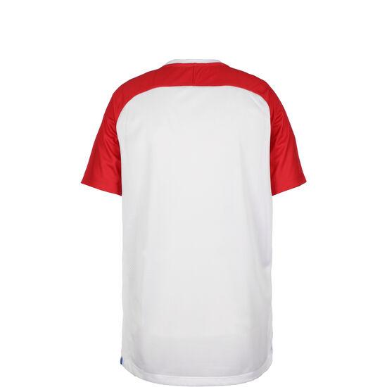 Dry GPX 4 Fußballtrikot Kinder, weiß / rot, zoom bei OUTFITTER Online