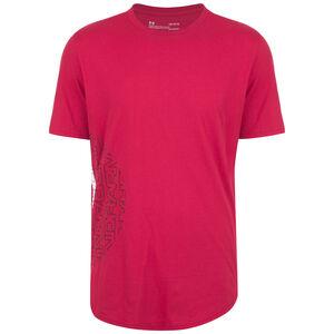 Baseline Flip Side Trainingsshirt Herren, rot, zoom bei OUTFITTER Online