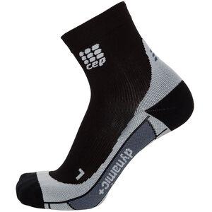 Short Socks Kompressionssocken Herren, Schwarz, zoom bei OUTFITTER Online