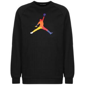 Jordan Sport DNA Fleece Crew Sweatshirt Herren, schwarz, zoom bei OUTFITTER Online