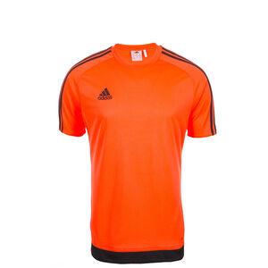 Estro 15 Fußballtrikot Kinder, orange / schwarz, zoom bei OUTFITTER Online
