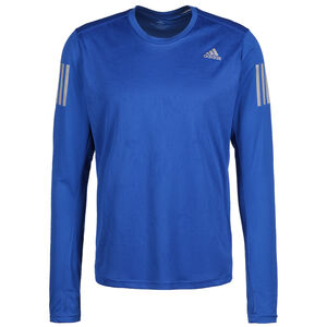Own the Run Longsleeve Herren, blau, zoom bei OUTFITTER Online