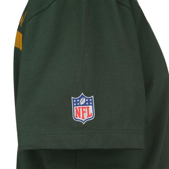 NFL Cotton Facility Green Bay Packers T-Shirt Herren, grün / gelb, zoom bei OUTFITTER Online
