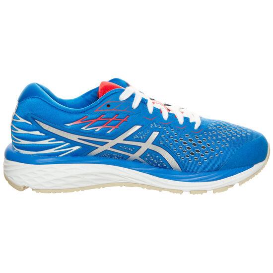 GEL-CUMULUS 21 Laufschuh Damen, blau / weiß, zoom bei OUTFITTER Online